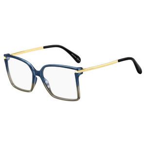 Givenchy 0110 0MX blue e grey occhiali