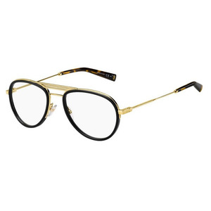 Givenchy 0125 RHL black e gold occhiali