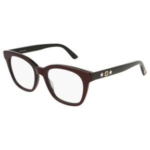 GUCCI 0349O -Bordeaux/ Black 08  occhiali