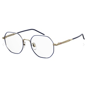 Tommy Hilfiger 1790/F LKS blue e gold occhiali