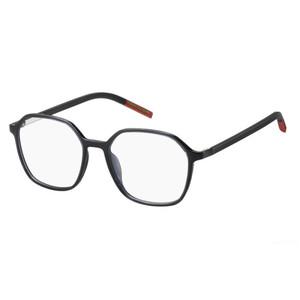 Tommy Jeans 0010 KB7 black e matte grey occhiali