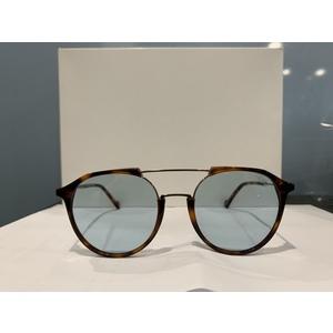 MINI eyewear 747014 603070 tartarugato / light blue occhiali