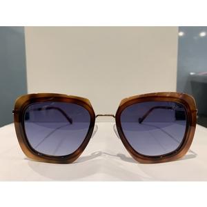 MINI eyewear 747016 603079 tartarugato brown / light blue occhiali