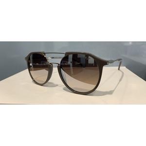 MINI eyewear 747014 303339 grey / brown occhiali