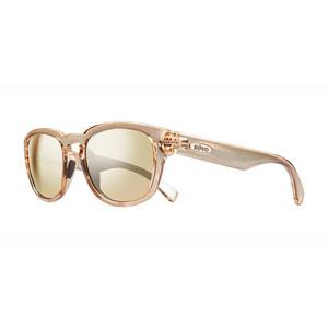 REVO ZINGER 1054 12CH crystal rose / grey specchio champagne polarized occhiali