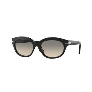 PERSOL 3250S 95/32 black / gradient grey occhiali