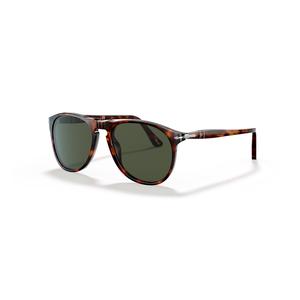 PERSOL 9649S 24/31 tartarugato / green occhiali