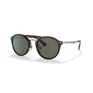 PERSOL 3264S 24/58 tartarugato/ green polarizzato occhiali
