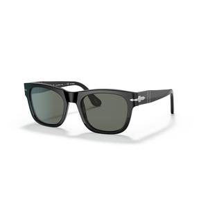 PERSOL 3269S 95/58 black / green polarizzate occhiali