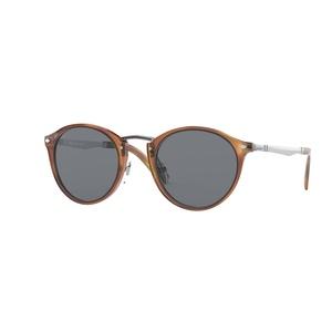 PERSOL 3248S 96/56 tartarugato / light blue occhiali