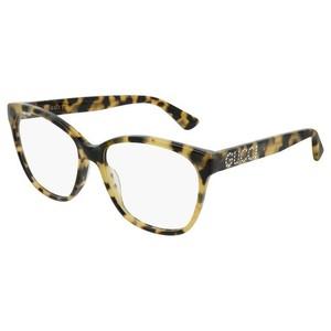 GUCCI 0421O - Tartarugato 03 occhiali