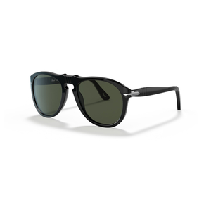 PERSOL 0649 95/31 black / green occhiali