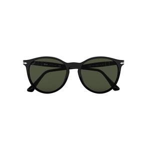 PERSOL 3228S 95/31 black / green occhiali