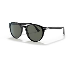 PERSOL 3152S 901458 black / green polarizzate occhiali