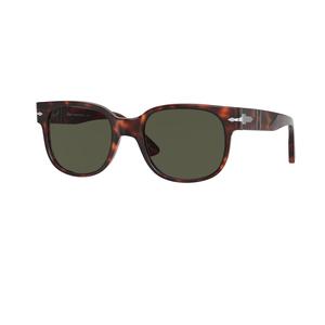 PERSOL 3257S 24/31 tartarugato / green occhiali