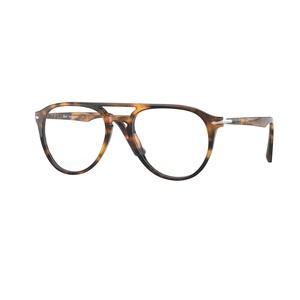 "PERSOL X ""LA CASA DE PAPEL "" 3160V 108 "" El Profesor "" tartarugato brown occhiali"