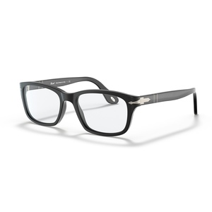Persol 3012V 900 black matte occhiali