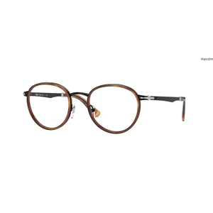 PERSOL 2468V 1078 brown e black occhiali