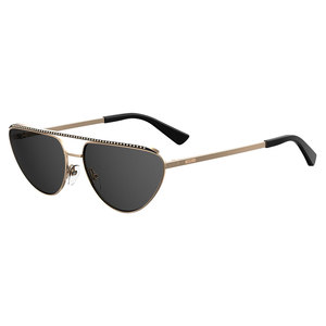 MOSCHINO 057/G/S 000 rose gold / grey occhiali