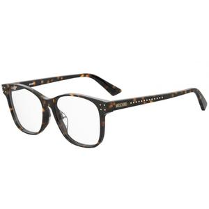 MOSCHINO 592/F 086 tartarugato brown occhiali