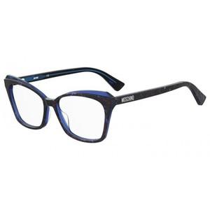 MOSCHINO 569 IPR tartarugato / blue occhiali