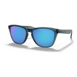 OAKLEY 009013 F6 FROGSKINS crystal grey / prizm sapphr iridium polarizzati occhiali