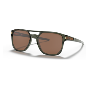 OAKLEY 9436 0354 LATCH BETA verde oliva / prizm tungsten occhiali