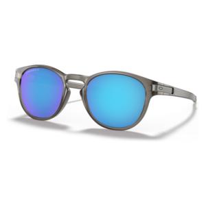 OAKLEY 009265 32 LATCH matte grey / prizm sapphr iridium polarized occhiali