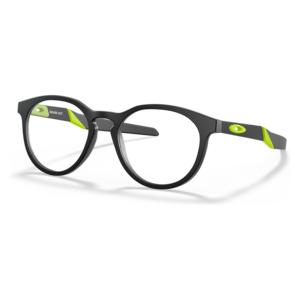 OAKLEY Junior 0Y8014 01 ROUND OUT satin black occhiali