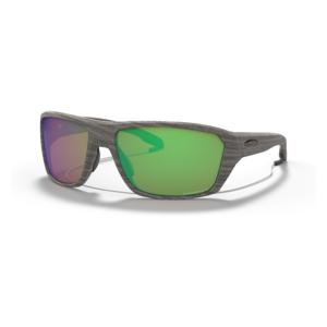 OAKLEY OO9416 17 SPLIT SHOT woodgrain / prizm shallow water polarized occhiali