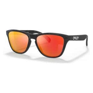 OAKLEY OJ9006 29 FROGSKINS XS matte black tartarugato / prizm ruby occhiali