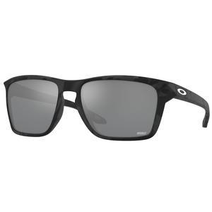 OAKLEY OO9448 19 SYLAS matte black tartarugato / prizm black occhiali