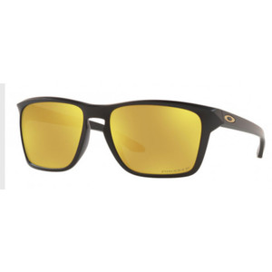 OAKLEY OO9448 15 SYLAS matte black / prizm 24K polarized occhiali