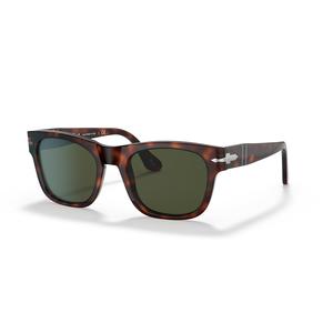 PERSOL 3269S 24/31 tartarugato / green occhiali