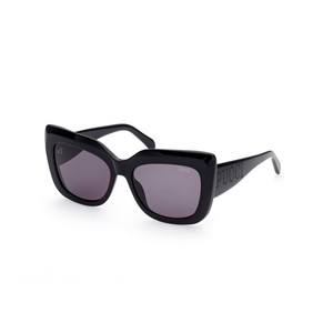 EMILIO PUCCI 0166/S 01A black / grey occhiali