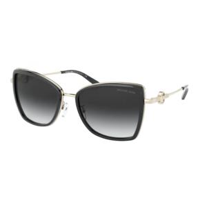 MICHAEL KORS 1067B 10148G black e gold / grey occhiali