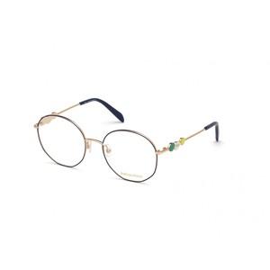 EMILIO PUCCI 5145/V 092 blue e gold occhiali