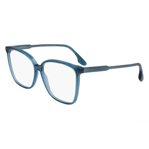 VICTORIA BECKHAM 2603 320 verde acqua trasparente occhiali