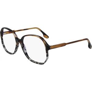 VICTORIA BECKHAM 2600 208 striato brown occhiali