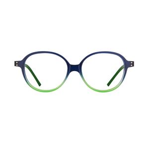 LOOK - LOOKKINO 03870 W3 blue sfumato green occhiali