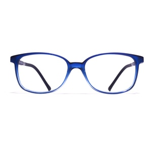 LOOK - LOOKKINO 03856 W2 matte blue sfumato trasparente occhiali