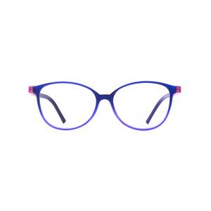 LOOK - LOOKKINO 03770 W156 matte blue sfumato e fucsia occhiali