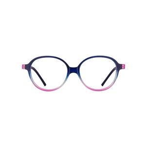 LOOK - LOOKKINO 03870 W4 blue sfumato fucsia occhiali