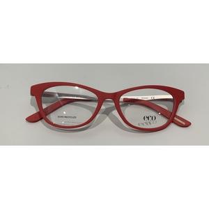 ECO BUCHAREST red occhiali