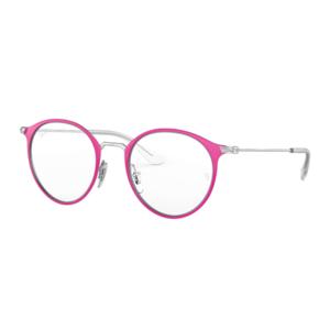 Ray Ban 1053 4067 fucsia e silver occhiali