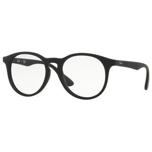 Ray Ban 1554 3615 matte black occhiali