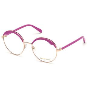 EMILIO PUCCI 5130 028 rose gold e purple occhiali