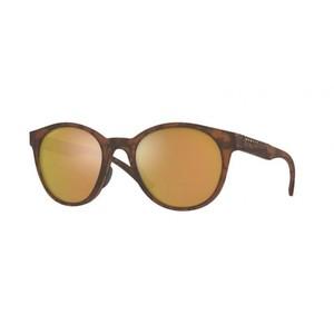 OAKLEY OO9474 01 SPINDRIFT matte brown tartarugato / prizm rose gold occhiali