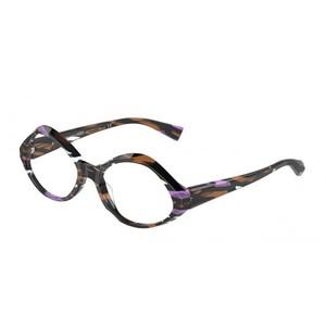 ALAIN MIKLI A03014 006 black e purple occhiali