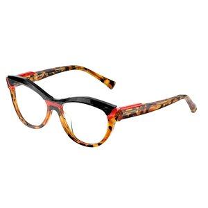 ALAIN MIKLI A03128 004 black e tartarugato occhiali